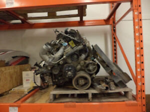 6.0L Powerstroke Engine and Engine Parts