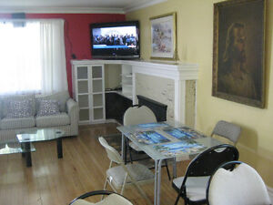 Gatineau Park Fully Furnished Whole House 6 Queen Beds $4k/month Gatineau Ottawa / Gatineau Area image 4