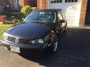 2002 Volkswagen Golf GTI Hatchback