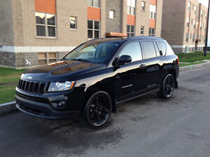 2012 Jeep Compass VUS