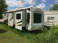 Keystone RV Alpine 4 season trailer