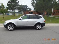 2005 BMW X3 3.0i top of the line SUV, Crossover