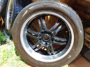 22 in rims for Toyota Tundra