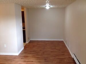 $800/mth. 2 bedroom includes heat and water.