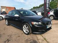 2009 Volvo C30 2.0D AUTO R-Design -FULL VOLVO HISTORY-2 KEYS-LEATHER-NEW STOCK