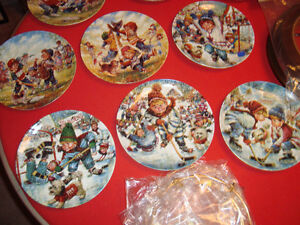 2 sets of collectors plates and jean ratelle plate Kingston Kingston Area image 3