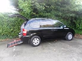 Kia Sedona 2.2CRDi 2 WAV Wheelchair Accessible Vehicle