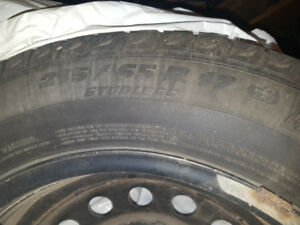 Snow Tires Wanted