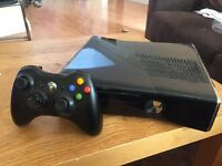 Boxed Xbox 360 S + 22 Games