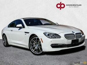2012 BMW 6 Series 650i xDrive| NAVI| 360 CAMERA