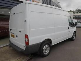2008 Ford TRANSIT 350 MWB SHR 110ps VAN *F/S/H* Manual Large Van