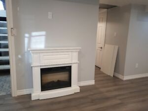 Brand new large one bedroom apartment