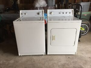 Washer & Dryers for sale 150.00.