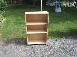 Bookcases 4 to choose from