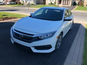 Honda Civic Sedan LX 2016 Manuelle