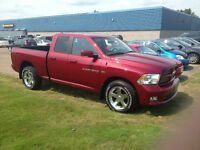 2012 Ram 1500 Quad Cab Sport Only 50k.. Low kms