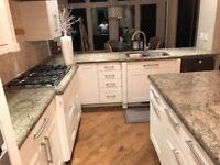 Kitchen Cabinet Refinishing Call 416-881-3583