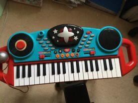 ELC music keyboard