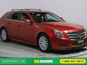2010 Cadillac CTS WAGON AWD TOIT PANORAMIQUE CUIR MAGS