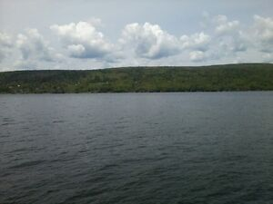 2 Surveyed Lots on Bras D'or Lakes 15 mins from Baddeck