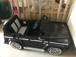 Kids electric car Mercedes battery operated