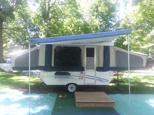 2008 STARCRAFT Easy Pop-up Camping Trailer