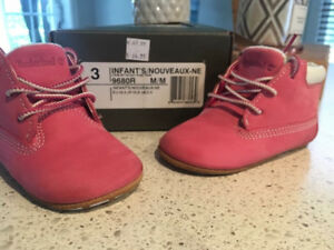 timberland bebe fille