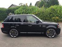 Landrover Range Rover Sport Overfinch 3.0 TDV6