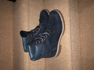 Men's timberlands mint condition
