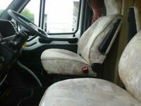 2000/W Peugeot BOXER 320 2.4L MWB Eldis 4 Birth Autostatus LS Motorhome
