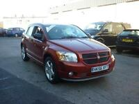 2007 Dodge Caliber 2.0 16v Auto SXT Sport Finance Available