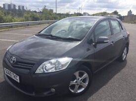 Toyota Auris 1.33 VVT-I TR YOUTUBE VIDEO PREVIEW OF THIS CAR (grey) 2010