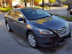 2014 Nissan Sentra SL - LEASE TAKE OVER