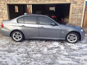 2009 BMW 3-Series Sedan