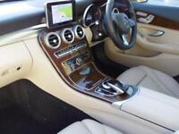Mercedes-Benz C Class C250 D SPORT PREMIUM (white) 2015-12-10