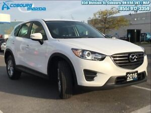2016 Mazda CX-5 GX - one owner - non-smoker - $134.16 B/W