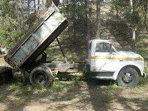 Moving must sell - Dump Truck