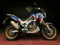 HONDA CRF1100 A2 L. AFRICA TWIN ADVENTURE SPORT. 2020. 6233 MILES. 1 OWNER