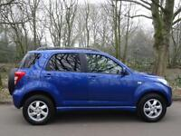2009 09 Daihatsu Terios 1.5 auto SE..EYE CATCHING COLOUR!!..DRIVES SUPERB!!