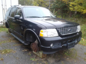 2003 Ford Explorer 4.6  - Excellent for body parts.