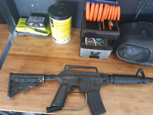 Tippmann Bravo One Paintball Gun