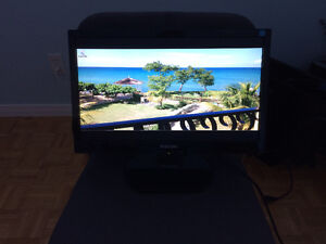 "Philips 19"" Widescreen Monitor"