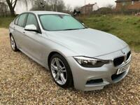 2013 BMW 3 Series 2.0 320i M Sport (s/s) 4dr Saloon Petrol Manual