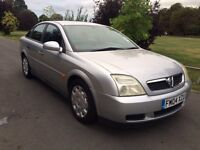 VAUXHALL VECTRA 2004 with good mileage and in Good Condition. Not Mondeo, a4, 318, 320, 407,