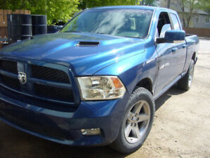 """Mint Beautiful Blue ""2011 Ram Hemi""SAFETIED.$19900.""No Rebuilt"""