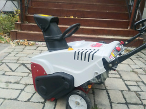 Souffleuse Snowblower