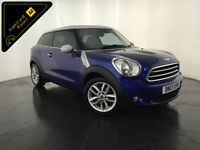 2013 MINI PACEMAN COOPER DIESEL COUPE MINI SERVICE HISTORY FINANCE PX WELCOME
