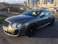 2008 BENTLEY CONTINENTAL GT SPEED COUPE PETROL