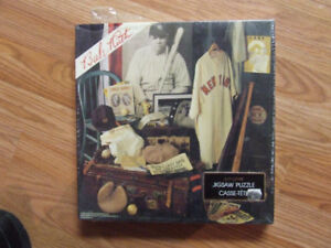 Springbok Vintage Babe Ruth Puzzle - Never opened!