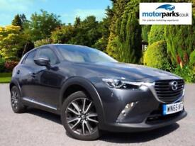 2015 Mazda CX-3 2.0 Sport Nav 5dr Manual Petrol Hatchback